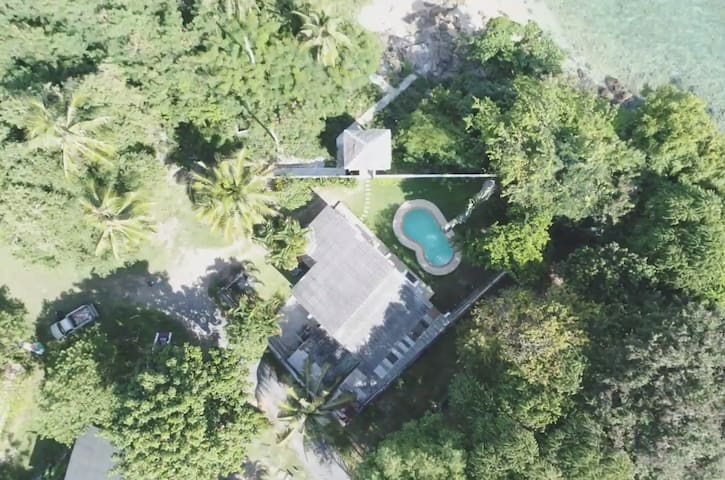 Luxury Villa 50meters Private Beach Rawai