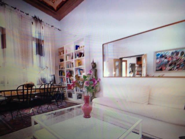 Trastevere Garden Loft grounfloor - Giaveno - Apartamento
