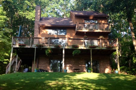 Relax on the banks of Lake Norman, Mooresville, NC - Piso Inteiro