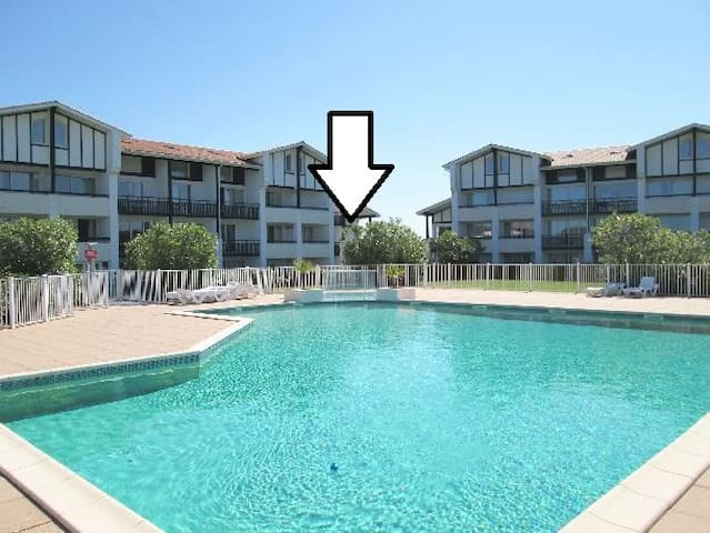 New: Swimming pool, near Golf and beaches