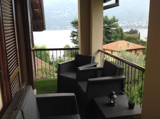 Luxury Condo in Lake Como - Lake View! - Limonta - Kondominium