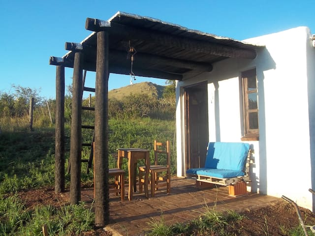 Cabaña Altar del Cielo (El Despertar, Ongamira)