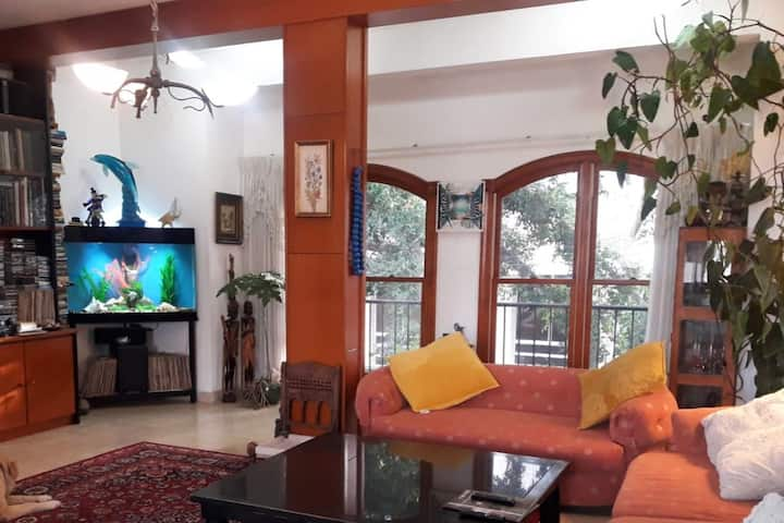 A beautiful Family house in Givatayim