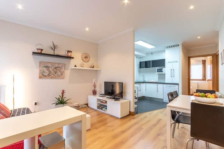 Apartamento entero, Getxo 5' playas 5' Bilbao 25'