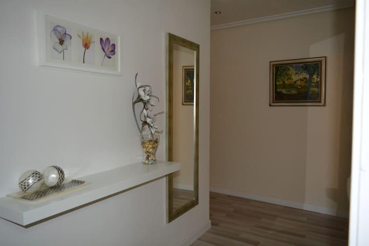Apartamento en Najera ( La Rioja) - Nájera - Apartament