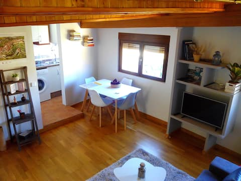 Cozy apartment in the ancient city of Cuenca