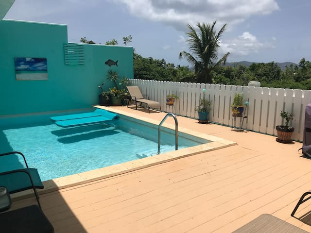 Romantic Villa with Private Pool  **Rave Reviews**