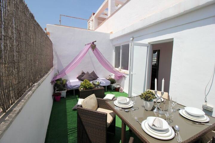 Lovely & Modern Penthouse in the heart of the city - Palma - Wohnung