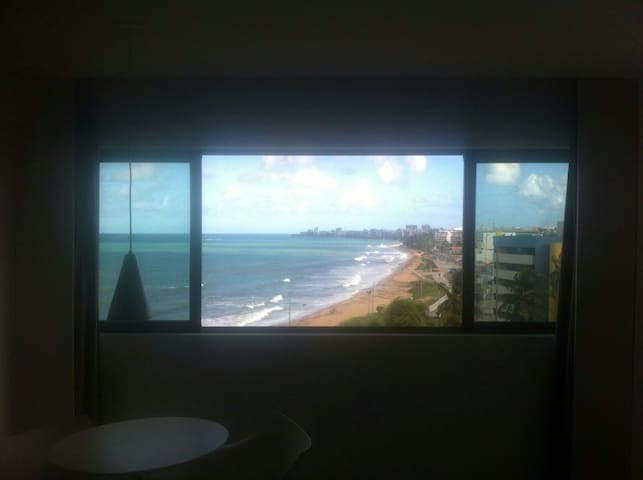 Apartamento à beira-mar Hotel Ritz Suítes (AP 711)