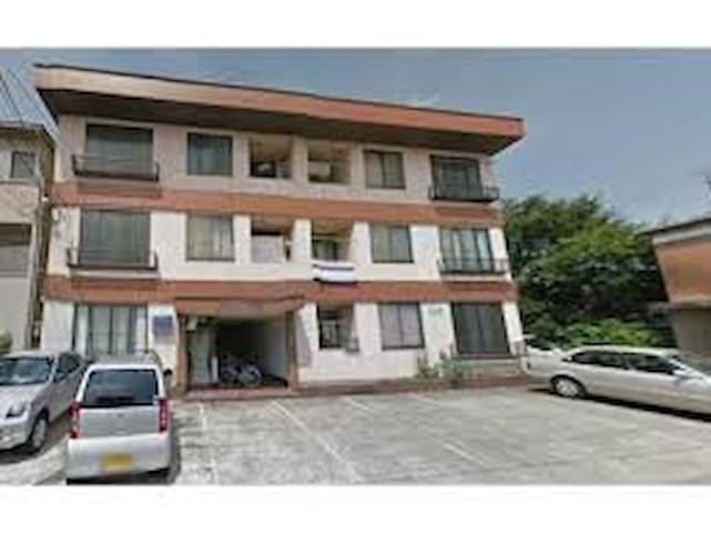 福井片町、福井大学近く! 2部屋 3名 キッチン・バス・トイレ・付き - Fukui-shi