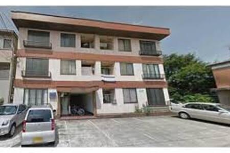 福井片町、福井大学近く! 2部屋 3名 キッチン・バス・トイレ・付き - Fukui-shi - Appartement
