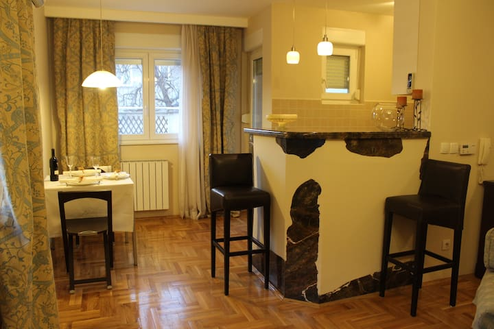 Comfortable apartment - Beograd - Appartement