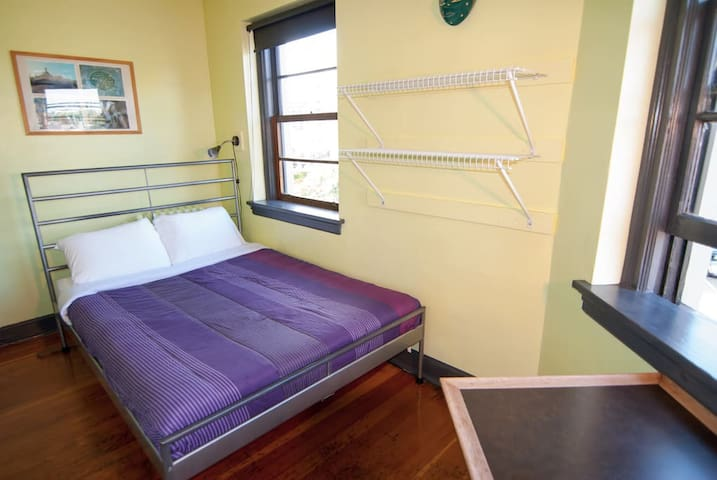 SD (Extended Stay) · Small Double Room