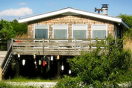Bay Cottage with Delaware Bay view - Middle Township - Bungalow
