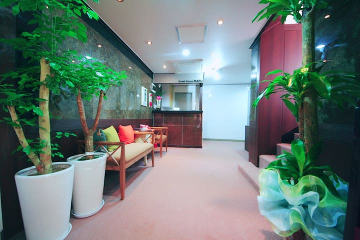 BJ Hostel Myeongdong 3-bed(only male) - Jung-gu - Apartment