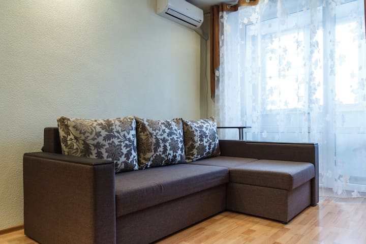 Luxury 3 Rooms Apartments in Center by Green House - Poltava - Apartamento