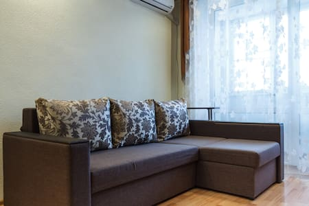 Luxury 3 Rooms Apartments in Center by Green House - Poltava - Apartment