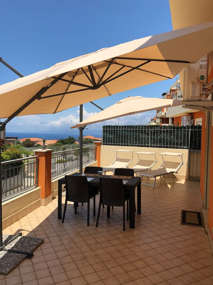 Apartment in beautiful Pizzo, Calabria.