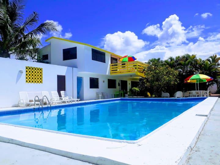 prywatny dom / basen dla Ciebie / bez innych gości