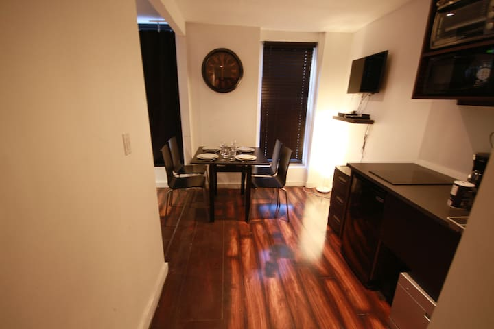 Well located and charming 1bd in Manhattan - New York - Appartement