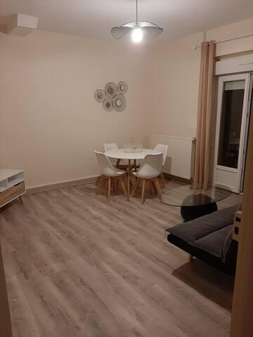 Appartement centre ville Figeac