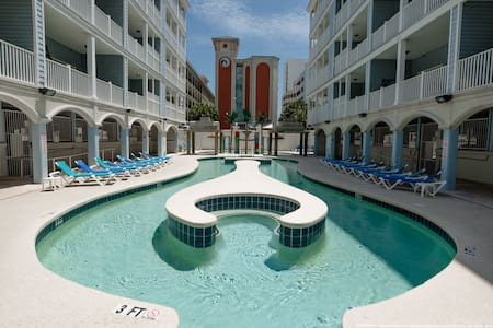 Myrtle Beach Villas 101A - 100% refund up to 48 hrs prior to arrival