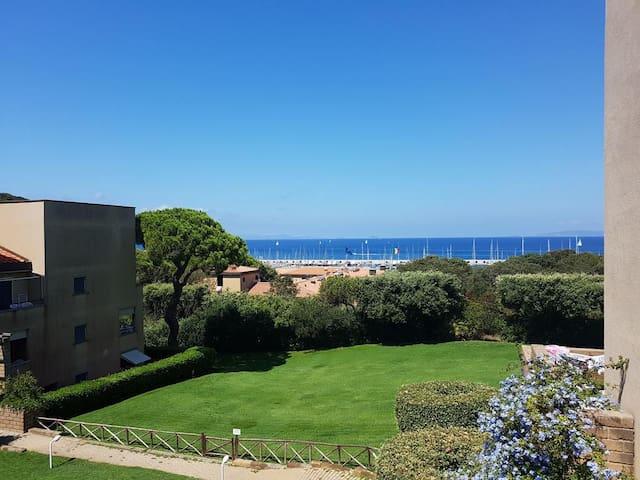 "Appartamento ""A"" - Residence I Boboli Punta Ala"
