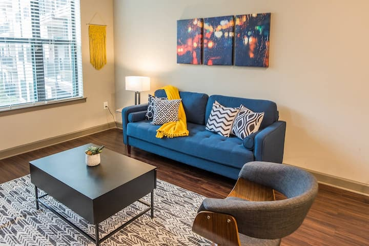Luxurious 1BR Apt near Atlantic Station