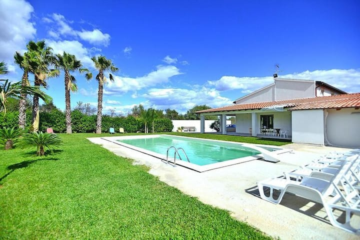4 star holiday home in Floridia
