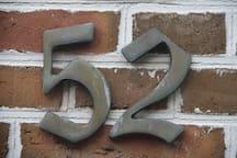 Het juiste huisnummer