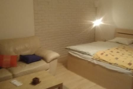 Room in nice area, close to centrum - Byt
