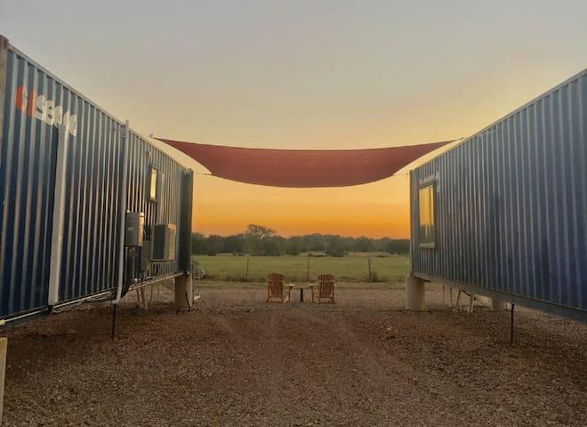 FlopHouze - Houze II - Round Top, Texas - Round Top - Chatka