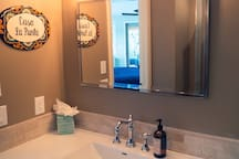 Vanity for master suite 1