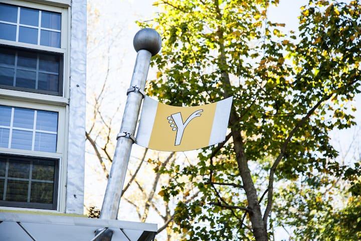 """The """"Y"""""""