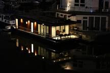CruisingHome am Abend - einfach wunderschön...