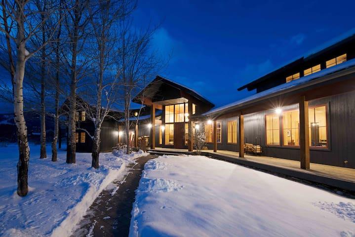 Fantastic Multi Family Ski House