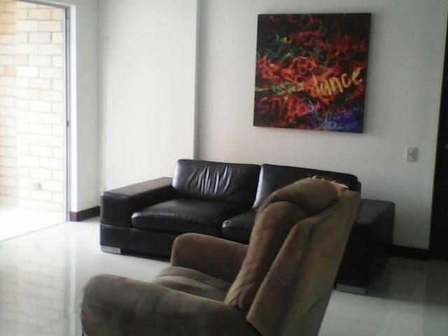 Alquiler de Apartameto Amoblado en Envigado 1057 - Santa Bárbara - Appartamento