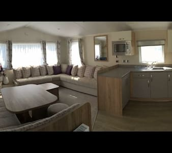 Caravan Holiday Home in Littlesea, Weymouth