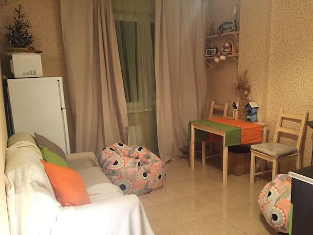 ДобрыйДом - уютная квартира в горах - Красная поляна