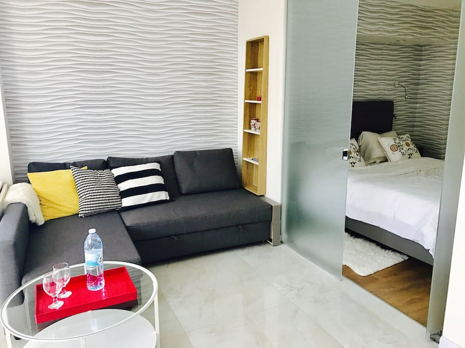 Exclusive apartment 5 daniel hotel appart 39 h tels louer for Appart hotel jerusalem