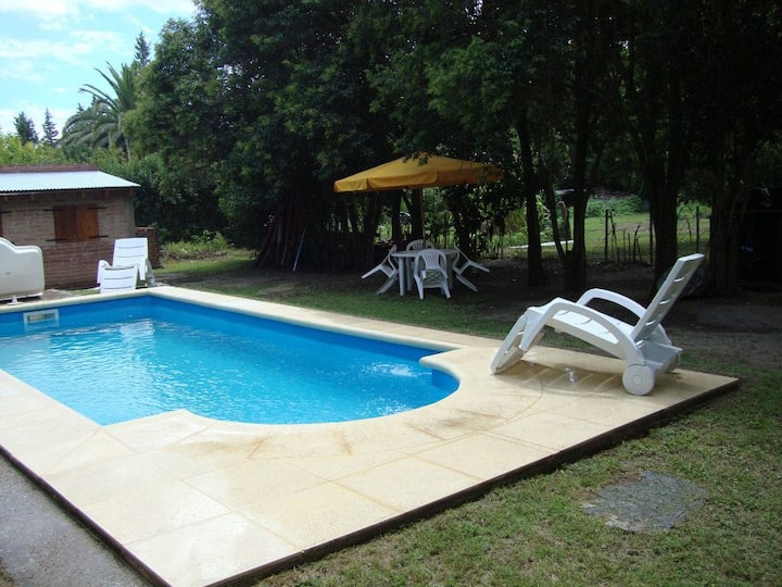 Casa Quinta en Yacanto Traslasierra, Córdoba, ARG
