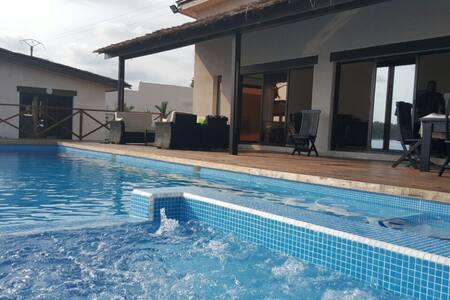 Villa en bordure de la lagune , Assinie - Assinie