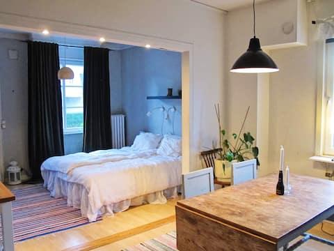 Cozy apartment close to the archipelago