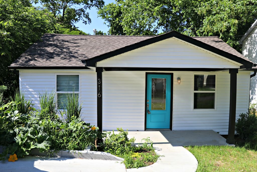 Completely updated home located just 3 miles from downtown