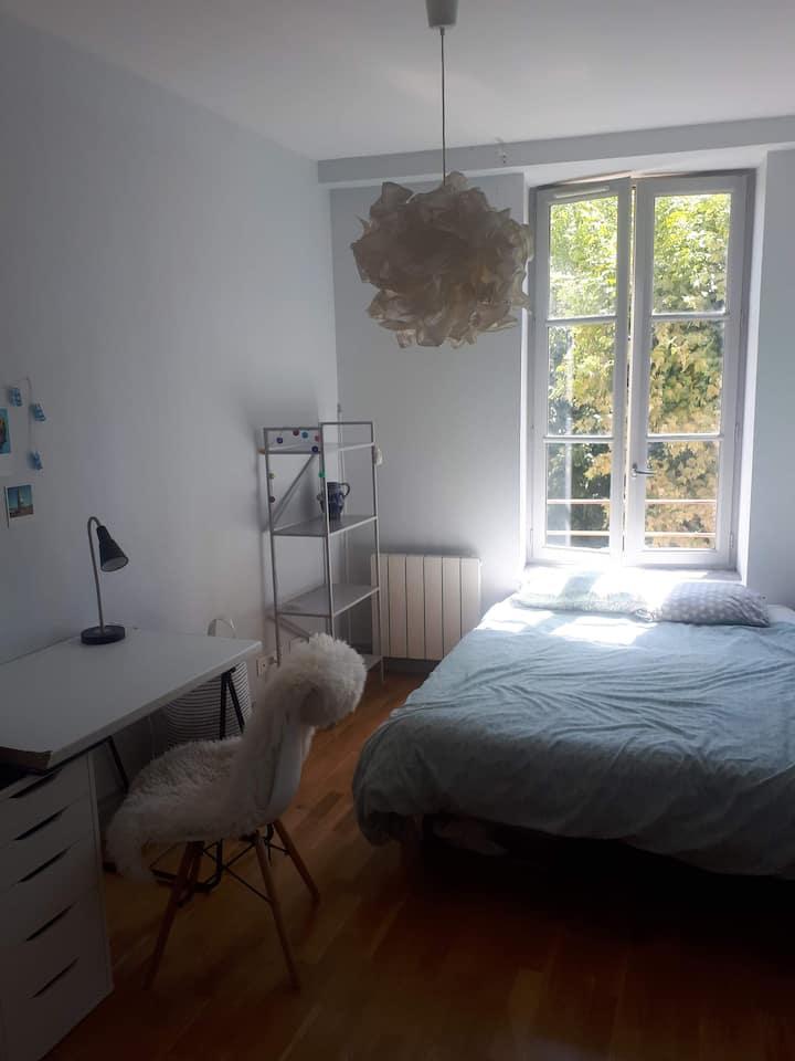 Chambre au cœur du Vieux Lyon