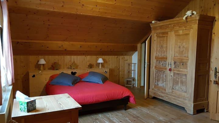 Chambres d'hôtes Au doux Doubs -Au doux Doubs