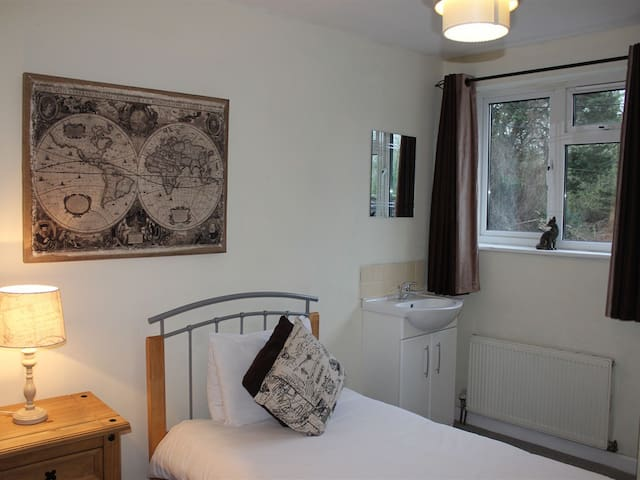 The Swan at Stoford - Single room