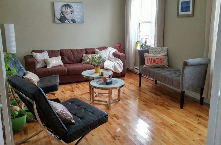 Sunny family home - Antigonish - บ้าน