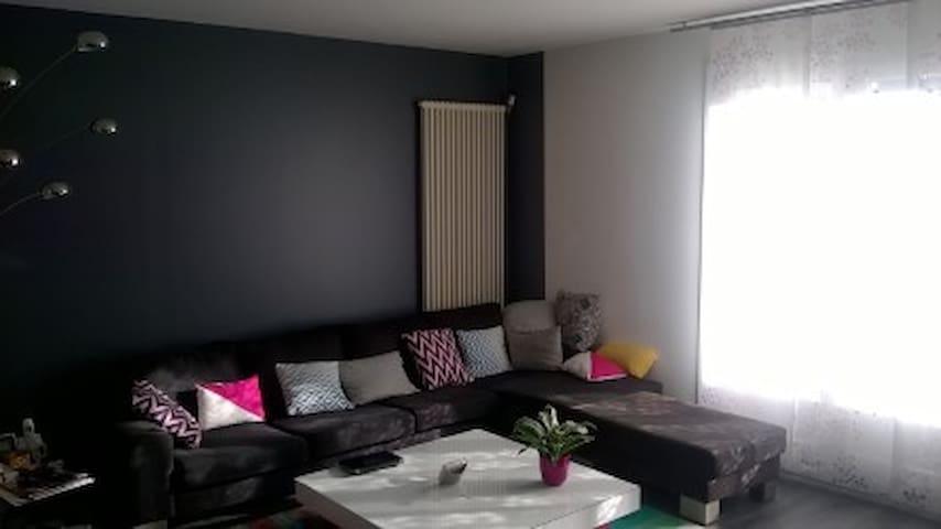 Maison de 3 chambres au calme proche de Paris - Saint-Germain-lès-Corbeil - House