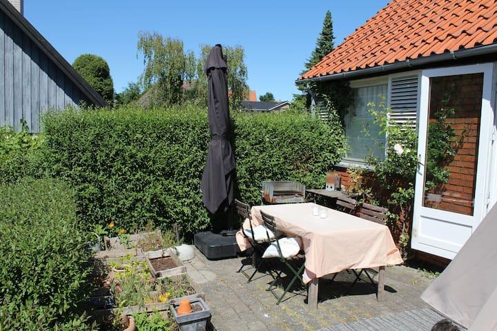 Ugeneret charmerende villa tæt på - Søborg - Casa de camp